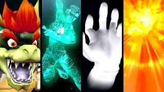 Super Smash Bros Evolution of FINAL BOSSES 1999-2014 (N64 to Wii U)