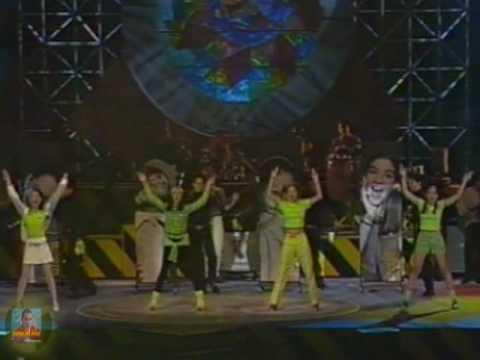Jeans – Pepe (Premios Eres 1997) (Paty, Tabatha, Litzy, Angie) (P.E Jose @ DJ Mix)