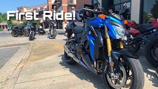 2019 Suzuki GSX-S 1000 First Ride/Review
