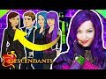 THE NEWEST VK ARRIVES AT AURADON PREP Disney Descendants Life Of A VK Episode 1 mp3