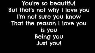 Avril Lavigne - I Love You [Lyrics]