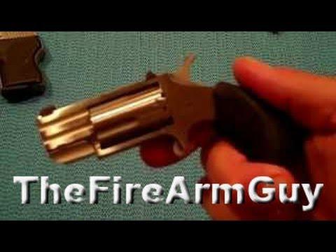 North American Arms Pug.22 Magnum - TheFireArmGuy
