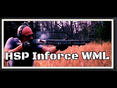 Haley Strategic Partners (HSP) Inforce WML Weapon Light Review (HD)