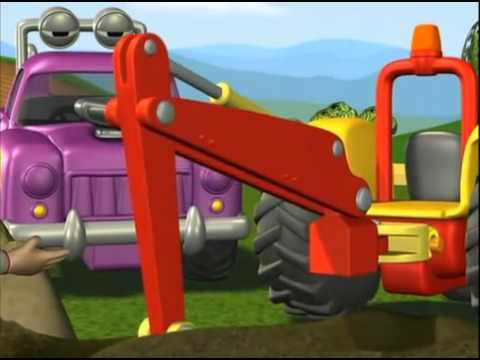 Tracteur tom la chasse au tr youtube - You tube tracteur tom ...