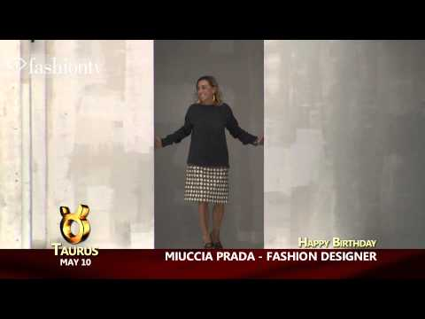Happy Birthday Miuccia Prada! May 10 | FashionTV
