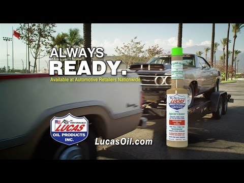 Lucas Oil - Fuel Treatment - Grandma Lost