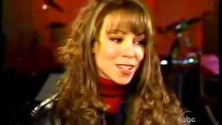 """Mariah Carey 1994 Interview talks her new song """"All I Want For Christmas Is You"""""""