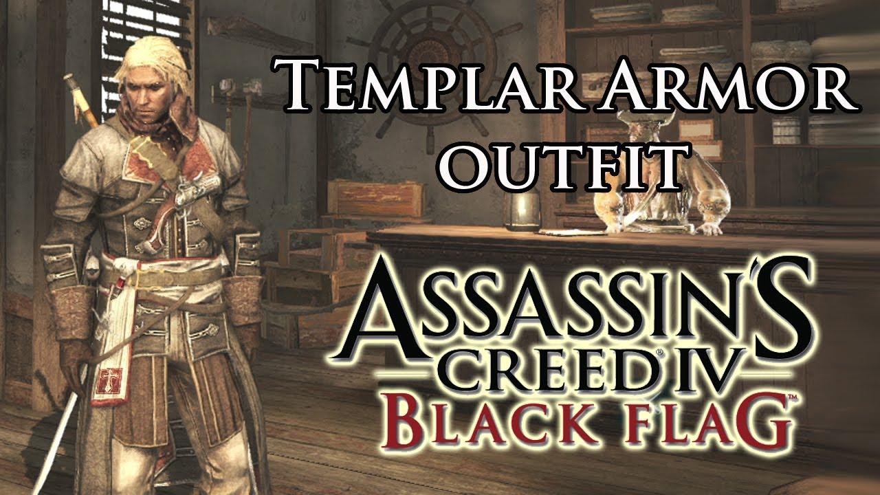 Assassin's Creed 4 Templar