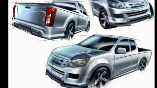 The Making of All New Isuzu D max Body Kit By Parto
