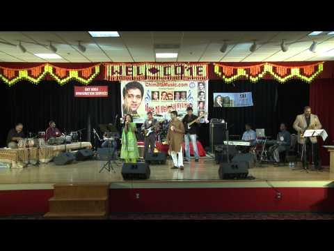 Duniya Mein Logon Ko By Narayanan And Shilpa In Chimatamusic Trinity Concert  2014 video