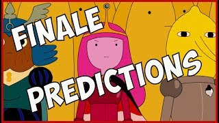 Top 5 Adventure Time Finale Predictions