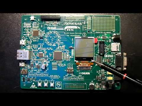 Renesas RX62N RDK Review