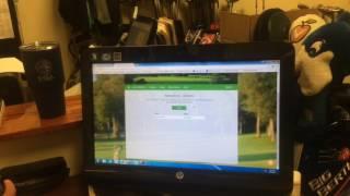 Golf Genius Tutorial