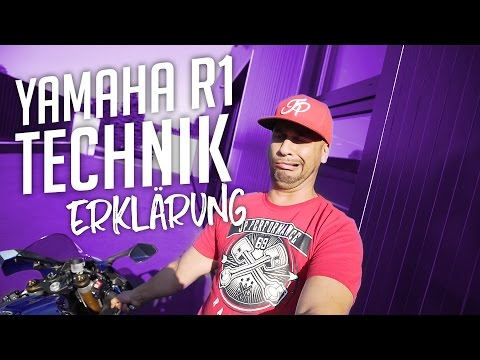 JP Performance - Yamaha R1 | Technik Erklärung
