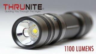 1,100 Lumen EDC Flashlight - Thrunite TN12 (2016)