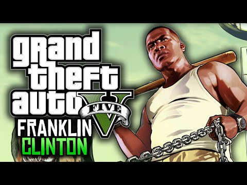 GTA 5: A Day In The Life of Franklin! - (GTA V Funny Moments)