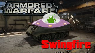 Armored Warfare - Swingfire - L