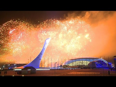 Olympics: Russia celebrates as curtain falls on Putin's Games