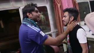 prank in saloon must watch