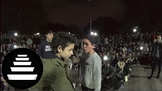 DANI vs TRUENO vs REPLIK - 8vos Fecha 6 (Torneo 2016) - El Quinto Escalon