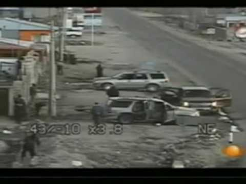 VIDEO OF CARTEL EXECUTION IN CREEL CHIHUAHUA