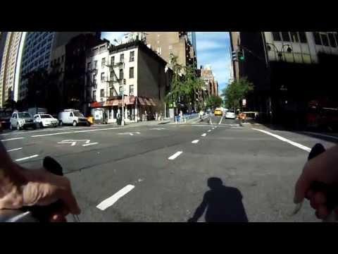 Morning Bike Ride - Brooklyn to Manhattan