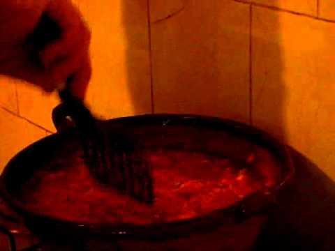 Bacalao a la Vizcaina 2/2 parte