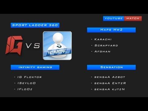 Sport Ladder | sensaa vs IG - R&D Normal