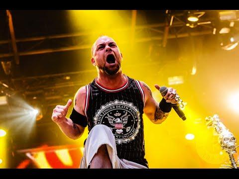 Five Finger Death Punch - Yahoo Live Nation 2014