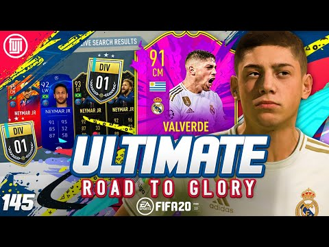 FUTURE STAR UPGRADE!!! ULTIMATE RTG #145 - FIFA 20 Ultimate Team Road to Glory
