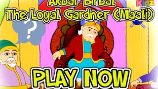 Akbar Birbal - The Loyal Gardner (Maali)