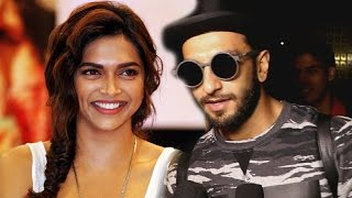 Ranveer Singh FINALLY Reacts On Marrying Deepika Padukone