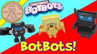 Transformers BotBots Mini Figures - Huge Box!