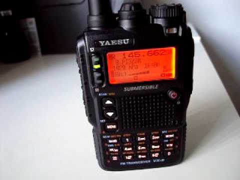 Yaesu vx-8E