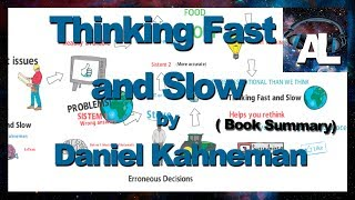Thinking Fast And Slow | Daniel Kahneman | Book Summary