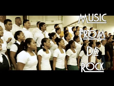 Stand Together As One - Music From Da Rock - Am. Samoa- (omv) video