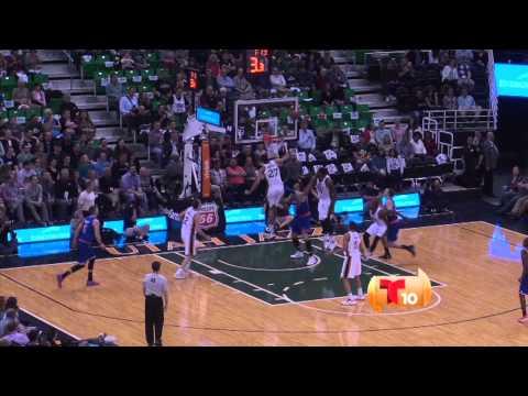 Deportes- Utah Jazz vs New York Knicks y Más