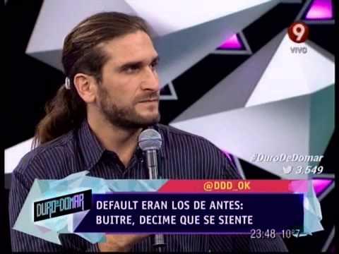 Te muestro como miente Roberto Navarro