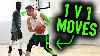 Must Have 1 v 1 Secrets for SHORT PLAYERS | Basketball Scoring Tips
