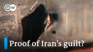 US Iran conflict: Do new photos prove Iran bombed tankers? | DW News
