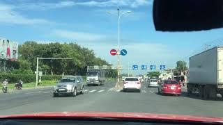 Kinh nghiệm lái xe ô tô an toàn trên đường quốc lộ