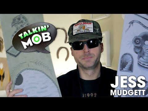 Jess Mudgett: Graphic MOB Artist Series | MOB Grip