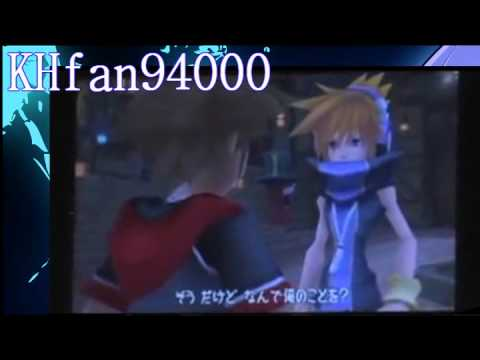 Kingdom Hearts 3D Dream Drop Distance - Neku and Gameplay
