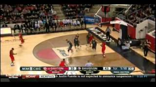 MBB Highlights - Davidson 77, Dayton 60