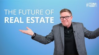 The Future of Real Estate, Finding Purpose, Positive Energy, and More!   #TomFerryShow Q&A
