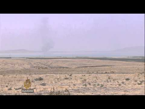 Peshmerga and Iraqi forces recapture Mosul dam