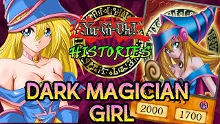 Yu-Gi-Oh! Histories: Dark Magician Girl ? The Card Waifu