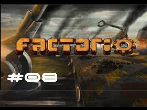 Let´s play  Factorio [German HD 60 FPS] #08 - Petroleum probleme