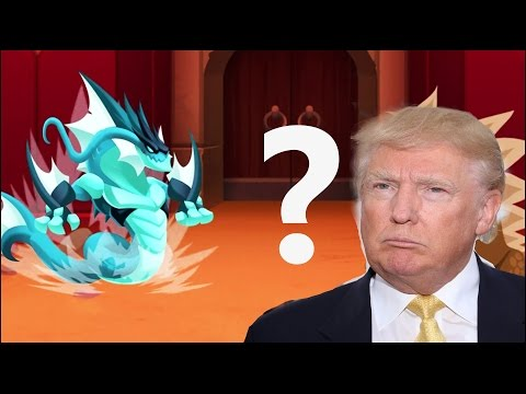 Dragon City - High Tidal Battle! Where's Trump or Hillary Dragons?