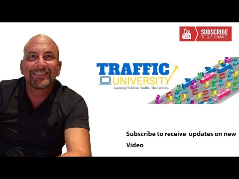 Traffic University: Using Adfly to Promote LL Prime Sales Funnel and FutureNet